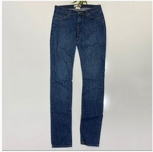 BDG Skinny Jeans Mid Rise Medium Wash Size 26